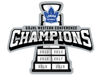 London Nationals Western Conference Champions