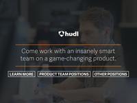 Hudl Jobs Page