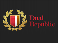 Dual Republic treatment 1, with type