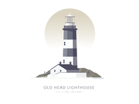 Old Head  Lighthouse, Co. Cork, Ireland