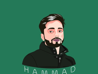 Illustration of Hammad