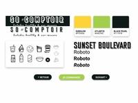 UI Kit SO'COmptoir