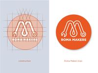 FabLab Roma Makers logo