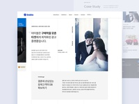 Ad Case Study Page Design