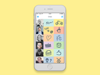 Frezko: Hand-Drawn Messaging