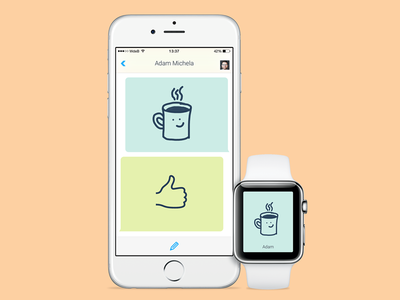 Frezko: Hand-Drawn Messaging hand-drawn chat messaging app iphone ios-app colors