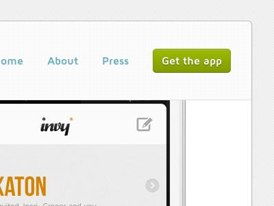 Invy website get