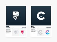 Logos by WdeB