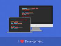 I <3 Development