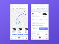 🚗🚕 Taxi — Mobile App
