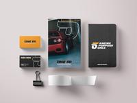 Visual identity - One50 Racing