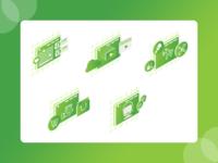 Software services illustration