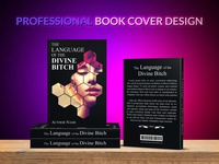 Amazing book cover design in Photoshop