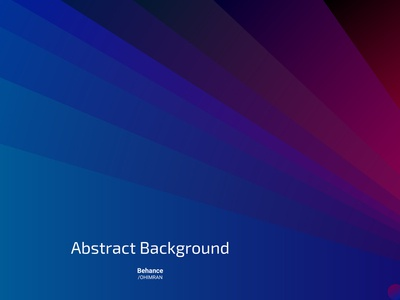 Abstract Background Design In Adobe Illustrator