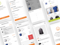 App for communication and shopping #2