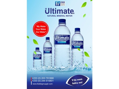 Ultimate Mineral Water