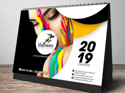 Speedprint Calendar