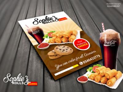 Sophie's Rolls & Cookies