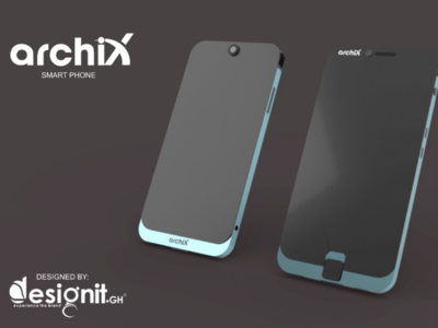 New Archix Smartphone