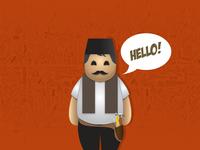 Bangarif.com new character