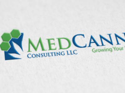 Medcanna logo illustration