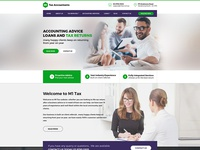 Website Design for an Accounting Firm