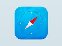Safari for iOS 7
