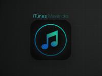 iTunes Mavericks
