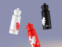 Bottles of water. FFKR