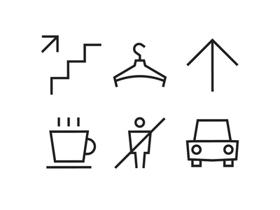 SOK wayfinding icons 3