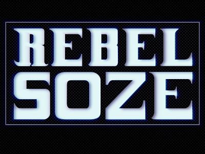 Rebel Soze Logo branding design logo