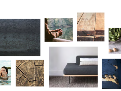 Client Moodboard for Brand Direction / Strategy