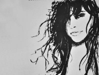 Grafik Girl - Artwork