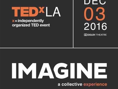 Tedx LA Badges / Logo