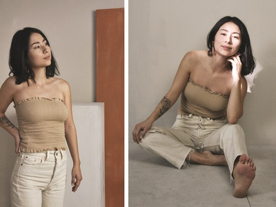 SocialSet Natural Light Photography Studio in Los Angeles
