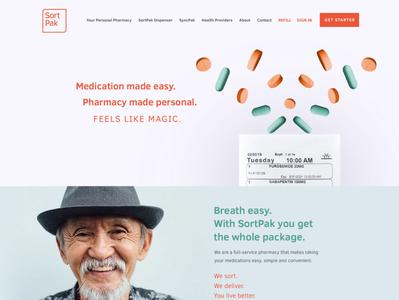 Website Design - Healthcare Industry