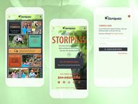 Storipass Flow Zoo Theme