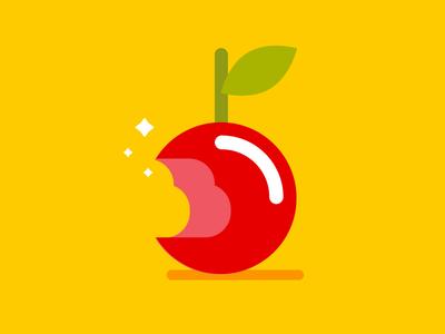 Vodafone Cherry Points flat cherry vodafone