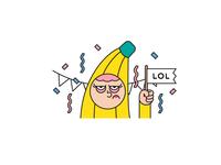 Bananas for motto app