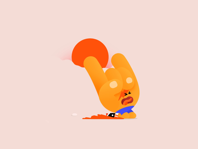 🤘 gradients vector illustration character animation after effects