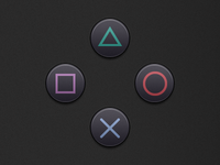 Buttons ps4