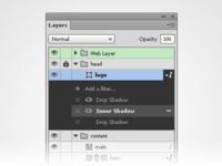 Fw Layers Panel