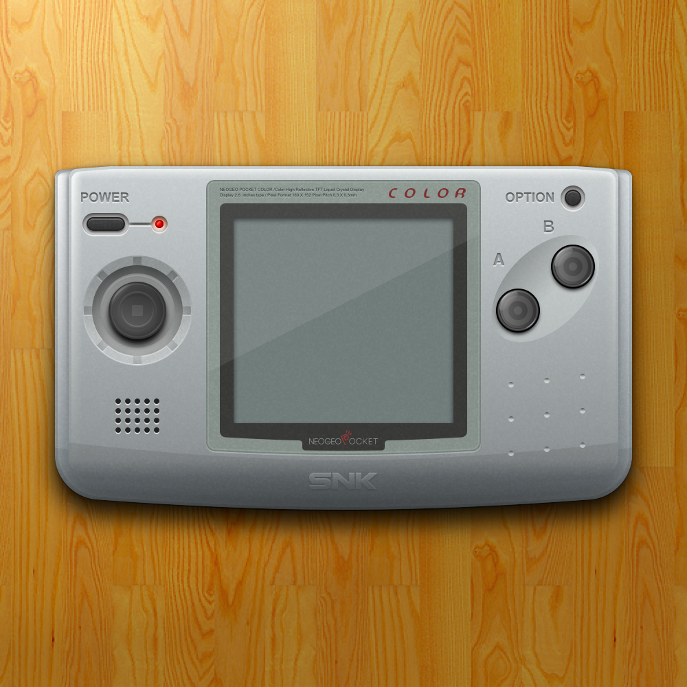 Neogeo pocket color 2x