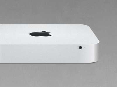 Mac mini Sketch sketchapp computer hardware apple mac vector