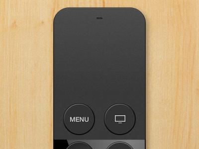 Apple Remote remote apple vector sketchapp