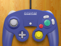 Gamecube Controller Final controller video games vector sketchapp openemu
