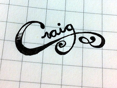 Type illustration type craig