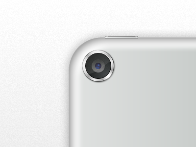 iPod touch Camera Lens