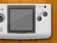 Neo Geo Pocket Color - 1st Pass