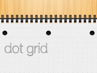 Vector Dot Grid Book